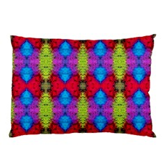 Colorful Painting Goa Pattern Pillow Cases (two Sides)