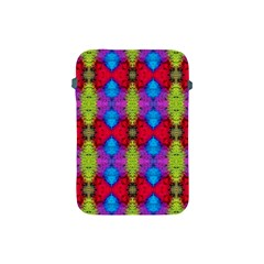 Colorful Painting Goa Pattern Apple Ipad Mini Protective Soft Cases by Costasonlineshop
