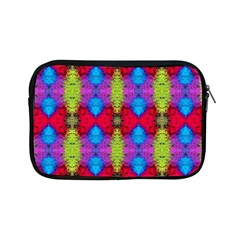 Colorful Painting Goa Pattern Apple Ipad Mini Zipper Cases by Costasonlineshop
