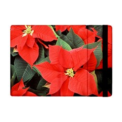 Poinsettia Ipad Mini 2 Flip Cases by trendistuff