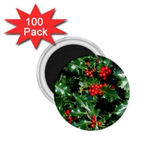 Holly 2 1 75  Magnets (100 Pack)  by trendistuff