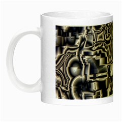Reflective Illusion 04 Night Luminous Mugs by MoreColorsinLife