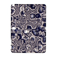 Reflective Illusion 04 Samsung Galaxy Note 10 1 (p600) Hardshell Case by MoreColorsinLife