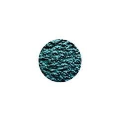 Green Metallic Background, 1  Mini Magnets by Costasonlineshop