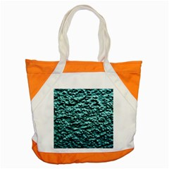 Green Metallic Background, Accent Tote Bag  by Costasonlineshop