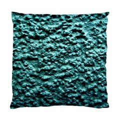 Green Metallic Background, Standard Cushion Case (one Side)  by Costasonlineshop