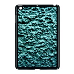 Green Metallic Background, Apple Ipad Mini Case (black) by Costasonlineshop