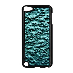 Green Metallic Background, Apple Ipod Touch 5 Case (black) by Costasonlineshop