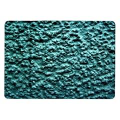 Green Metallic Background, Samsung Galaxy Tab 10 1  P7500 Flip Case by Costasonlineshop