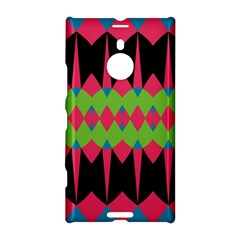 Rhombus And Other Shapes Pattern			nokia Lumia 1520 Hardshell Case by LalyLauraFLM