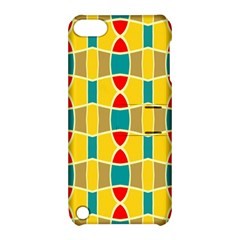 Colorful Chains Pattern			apple Ipod Touch 5 Hardshell Case With Stand by LalyLauraFLM