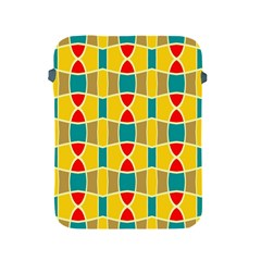 Colorful Chains Pattern			apple Ipad 2/3/4 Protective Soft Case