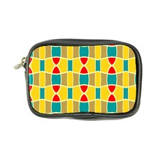 Colorful Chains Pattern 	coin Purse by LalyLauraFLM