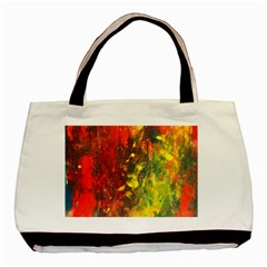 Wild Basic Tote Bag  by timelessartoncanvas