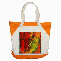 Wild Accent Tote Bag  by timelessartoncanvas