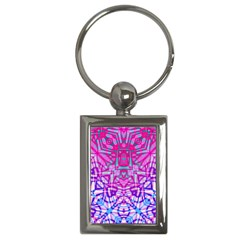 Ethnic Tribal Pattern G327 Key Chains (rectangle)  by MedusArt