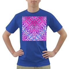 Ethnic Tribal Pattern G327 Dark T Shirt by MedusArt