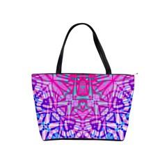 Ethnic Tribal Pattern G327 Shoulder Handbags by MedusArt