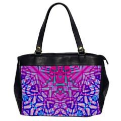 Ethnic Tribal Pattern G327 Office Handbags by MedusArt