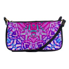Ethnic Tribal Pattern G327 Shoulder Clutch Bags by MedusArt