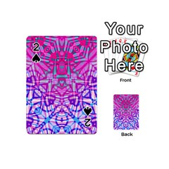 Ethnic Tribal Pattern G327 Playing Cards 54 (mini)  by MedusArt