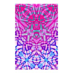 Ethnic Tribal Pattern G327 Shower Curtain 48  X 72  (small)  by MedusArt