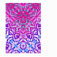 Ethnic Tribal Pattern G327 Large Garden Flag (two Sides) by MedusArt