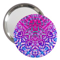 Ethnic Tribal Pattern G327 3  Handbag Mirrors by MedusArt