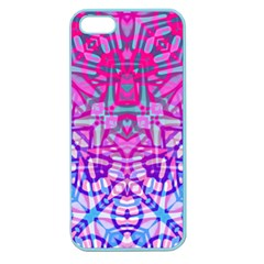 Ethnic Tribal Pattern G327 Apple Seamless Iphone 5 Case (color) by MedusArt