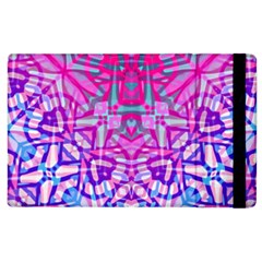 Ethnic Tribal Pattern G327 Apple Ipad 3/4 Flip Case by MedusArt
