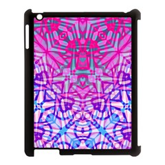 Ethnic Tribal Pattern G327 Apple Ipad 3/4 Case (black) by MedusArt