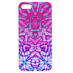 Ethnic Tribal Pattern G327 Apple Iphone 5 Hardshell Case With Stand by MedusArt