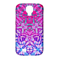Ethnic Tribal Pattern G327 Samsung Galaxy S4 Classic Hardshell Case (pc+silicone) by MedusArt