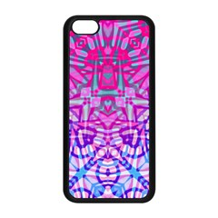 Ethnic Tribal Pattern G327 Apple Iphone 5c Seamless Case (black) by MedusArt
