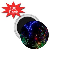 Christmas Lights 2 1 75  Magnets (100 Pack)  by trendistuff