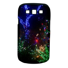 Christmas Lights 2 Samsung Galaxy S Iii Classic Hardshell Case (pc+silicone) by trendistuff