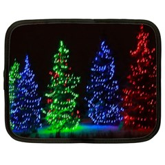 Christmas Lights 1 Netbook Case (xl)  by trendistuff