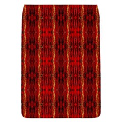 Red Gold, Old Oriental Pattern Flap Covers (l)  by Costasonlineshop
