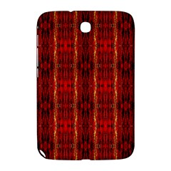 Red Gold, Old Oriental Pattern Samsung Galaxy Note 8 0 N5100 Hardshell Case