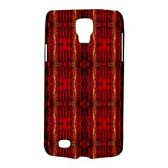 Red Gold, Old Oriental Pattern Galaxy S4 Active