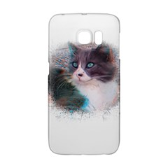 Cat Splash Png Galaxy S6 Edge by infloence