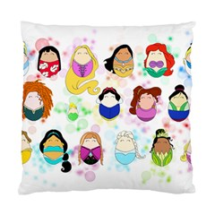 Disney Ladies Standard Cushion Cases (two Sides)  by lauraslovelies
