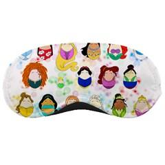 Disney Ladies Sleeping Masks by lauraslovelies