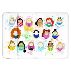Disney Ladies Samsung Galaxy Tab 8.9  P7300 Flip Case by lauraslovelies