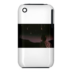 The Fallen Apple Iphone 3g/3gs Hardshell Case (pc+silicone) by Naturesfinest