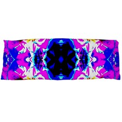 Animal Design Abstract Blue, Pink, Black Body Pillow Cases Dakimakura (two Sides)