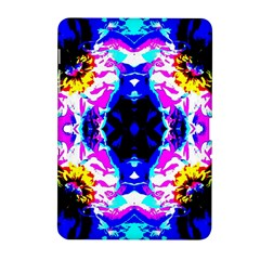 Animal Design Abstract Blue, Pink, Black Samsung Galaxy Tab 2 (10 1 ) P5100 Hardshell Case  by Costasonlineshop