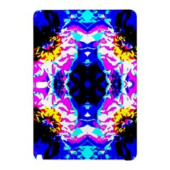 Animal Design Abstract Blue, Pink, Black Samsung Galaxy Tab Pro 12 2 Hardshell Case