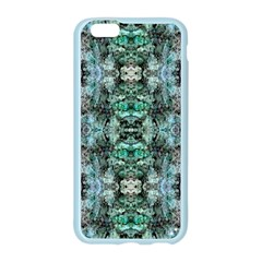 Green Black Gothic Pattern Apple Seamless iPhone 6/6S Case (Color) by Costasonlineshop