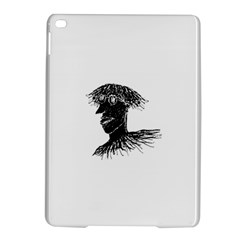 Cool Young Long Hair Man With Glasses Ipad Air 2 Hardshell Cases by dflcprints